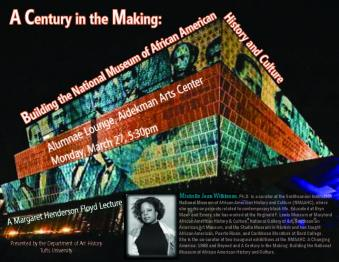 Margaret Henderson Floyd Memorial Lecture Poster: A Century in the Making