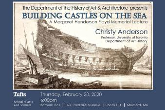 Margaret Henderson Floyd Memorial Lecture Poster: Building Castles on the Sea