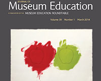 Journal of Museum Education cover