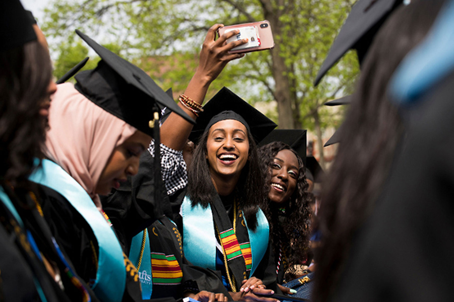 Tufts 2019 commencement