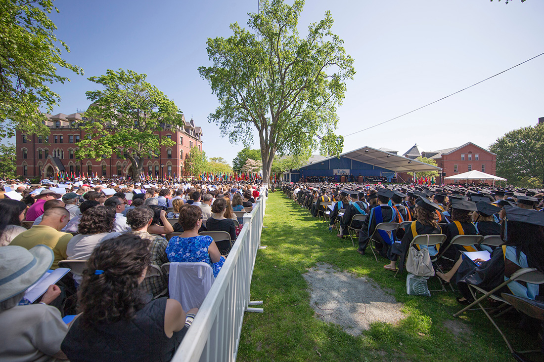 Tufts Commencement