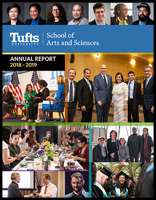 Cover of the A&S Annual Report