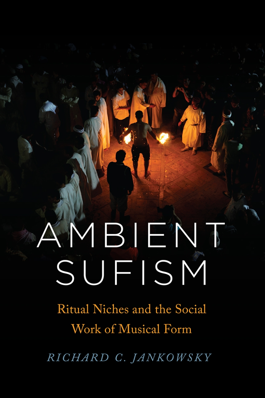 Cover of Ambient Sufism