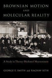 Cover of Brownian Motion and Molecular Reality