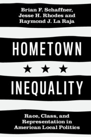 Cover of Hometown Inequality