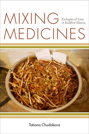Cover of Mixing Medicines